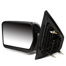 DNA Motoring TWM-019-T222-CH-L Towing Side Mirror (Left/Driver Side) [For 04-14 Ford F150]