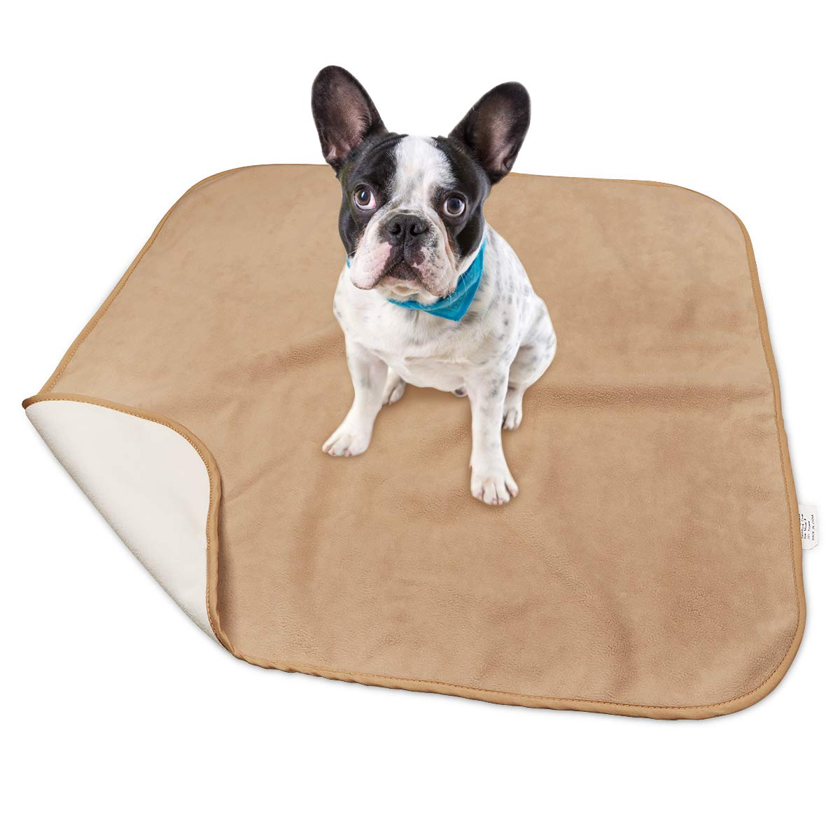 NEXTCOVER Waterproof Blanket-Pee Proof Pet Blankets Cover, Reversible Furniture Protector for Small Dogs Puppy Cat