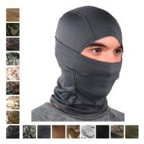 STARTAIKE Balaclava Face Mask UV Protection Windproof Hood Tactical Mask for Ski Cycling Outdoor Fishing Hunting Camo