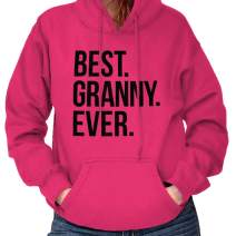 Best Granny Ever Family Relative Mother Day Hoodie