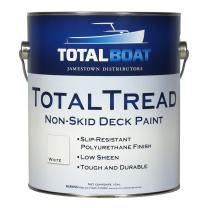TotalBoat TotalTread Non Skid Deck Paint (Light Gray, Quart)