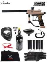 Maddog Azodin KAOS 3 Corporal HPA Paintball Gun Marker Starter Package