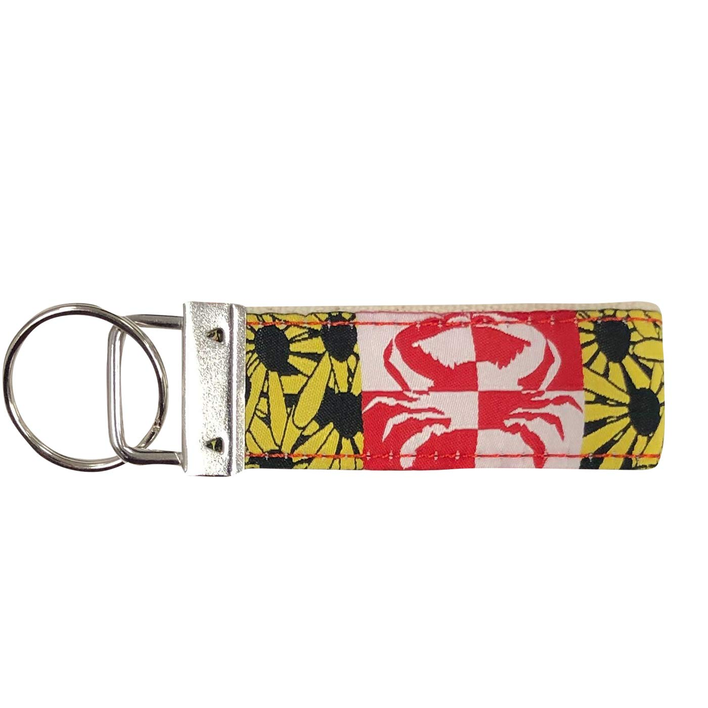 Route One Apparel | Crabby Susan Maryland Key Chain