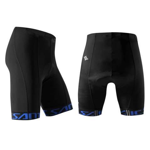 Comfortable Mens 3D Padded Bicycle Bike Cycling Underwear Shorts Pant M L XL XXL