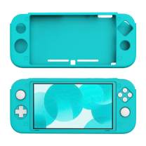 TiMOVO Cover for Nintendo Switch Lite Case, Anti-Slip Soft Silicone Cover Case Protective Shell for Nintendo Switch Lite Console - Turquoise
