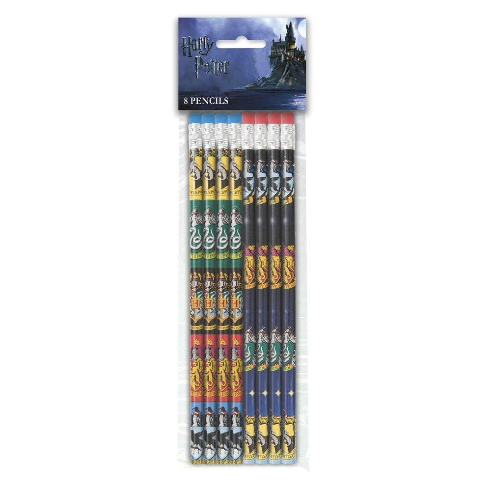 Harry Potter Pencils, 8ct