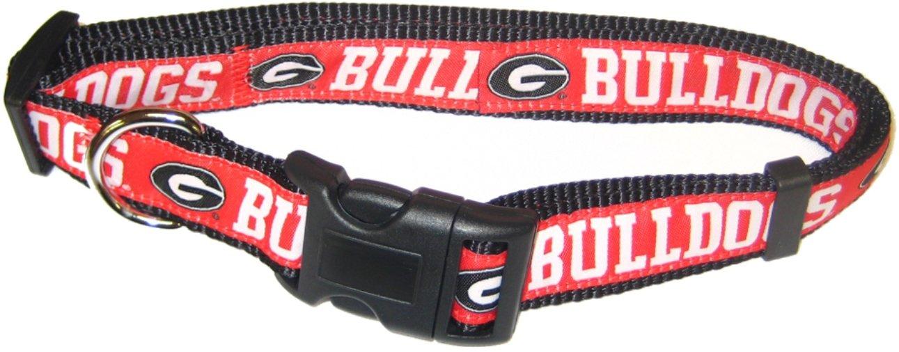 Pets First Georgia Bulldogs Collar