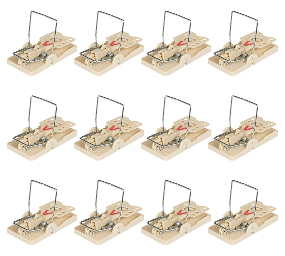 Victor Power Kill Mouse Trap (Pack of 12)