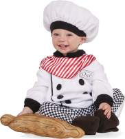 Rubie's Baby Little Chef Costume, Multicolor
