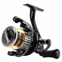 SeaKnight Treant II Spinning Fishing Reel 5.0:1,6.2:1 High Speed 15KG Max Drag Power Carbon Fiber Drag System Smooth Powerful Wheel