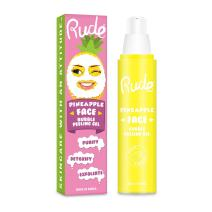 Rude Cosmetics Pineapple Face Bubble Peeling Gel