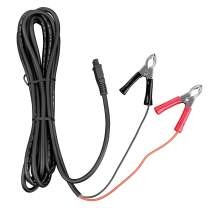 TERA PUMP DC Cable Car/Marine Battery for Electric Powered Siphon Pumps