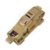 vAv YAKEDA Multitool Pouch Sheath Folding Knife Sheath Pouch for Belt Molle Flashlight Mag Pouch