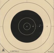 DOMAGRON 100 Yard Reduction of 200 Yard Military Target Center - SR1 - Center Repair (SR1C)