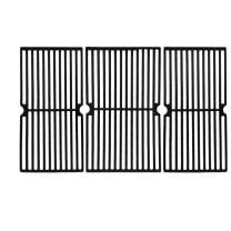 "Hisencn Cast Iron Cooking Grid Grate Replacement for Brinkmann Pro Series 8300, 810-1415-F, 810-7231-W, 810-8300-W, 810-9400-0, Grill King 810-9325-0 (17 5/8"" x 27 7/8"" Grate for Brinkmann)"
