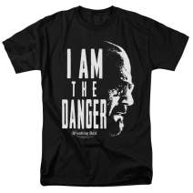 Popfunk Breaking Bad The Danger T Shirt & Stickers (Large)