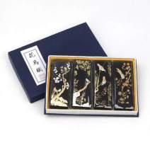 MT018 Hmayart Quality Ink Stick Block Set for Sumi-e Painting Gongbi Drawing Ink Painting and Brush Shodo Calligraphy (MT018 Black Set) (MT018 Black Set)