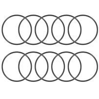 uxcell O-Rings Nitrile Rubber, 78mm Inner Diameter, 85mm OD, 3.5mm Width, Round Seal Gasket Pack of 10