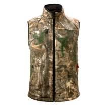 Gerbing Gyde 7V Women's Thermite Fleece Camouflage Heated Vest - 7V Battery