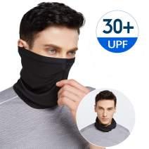 Summer Neck Gaiter Face Cover Mask, Sun UV Reusable Face Scarf Cool Bandana- Fishing Cycling