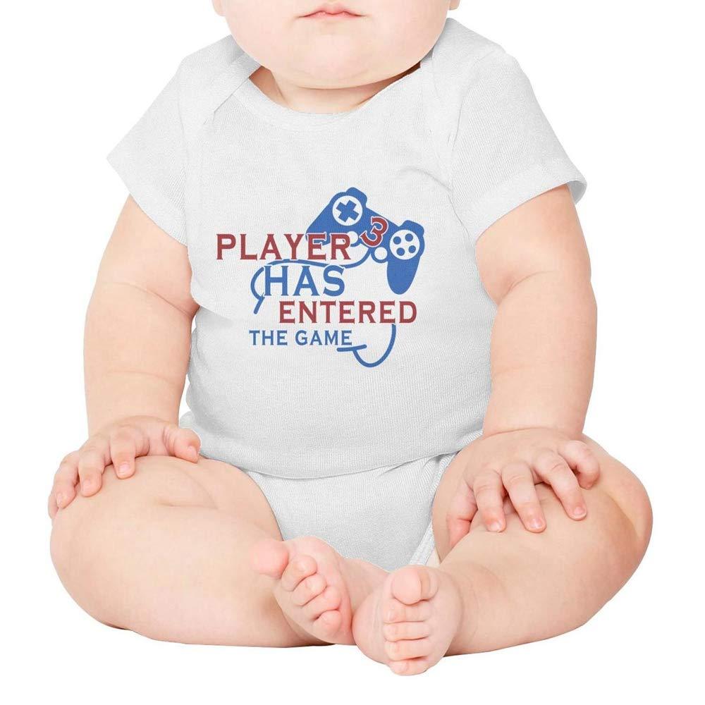 Toda Mafalda Pregnancy Announcement Baby Boy Clothes Gamer Onesie Unisex White