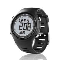 EZON Digital Sport Watch Ultra-Thin Outdoor Running Black Red Blue Watch L008