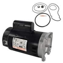 Puri Tech Replacement Motor Kit for Pentair Whisperflo 1.5HP WF-26 AO Smith B2854 w/GO-KIT-32