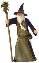 Papo Wizard Figure, Multicolor