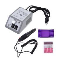 Electric Nail Drill Kit Professional Manicure Pen Shape Machine Pedicure File Nail Art Set