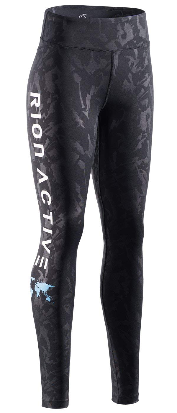 RION Active Women's Running Leggings Workout Tights Pants