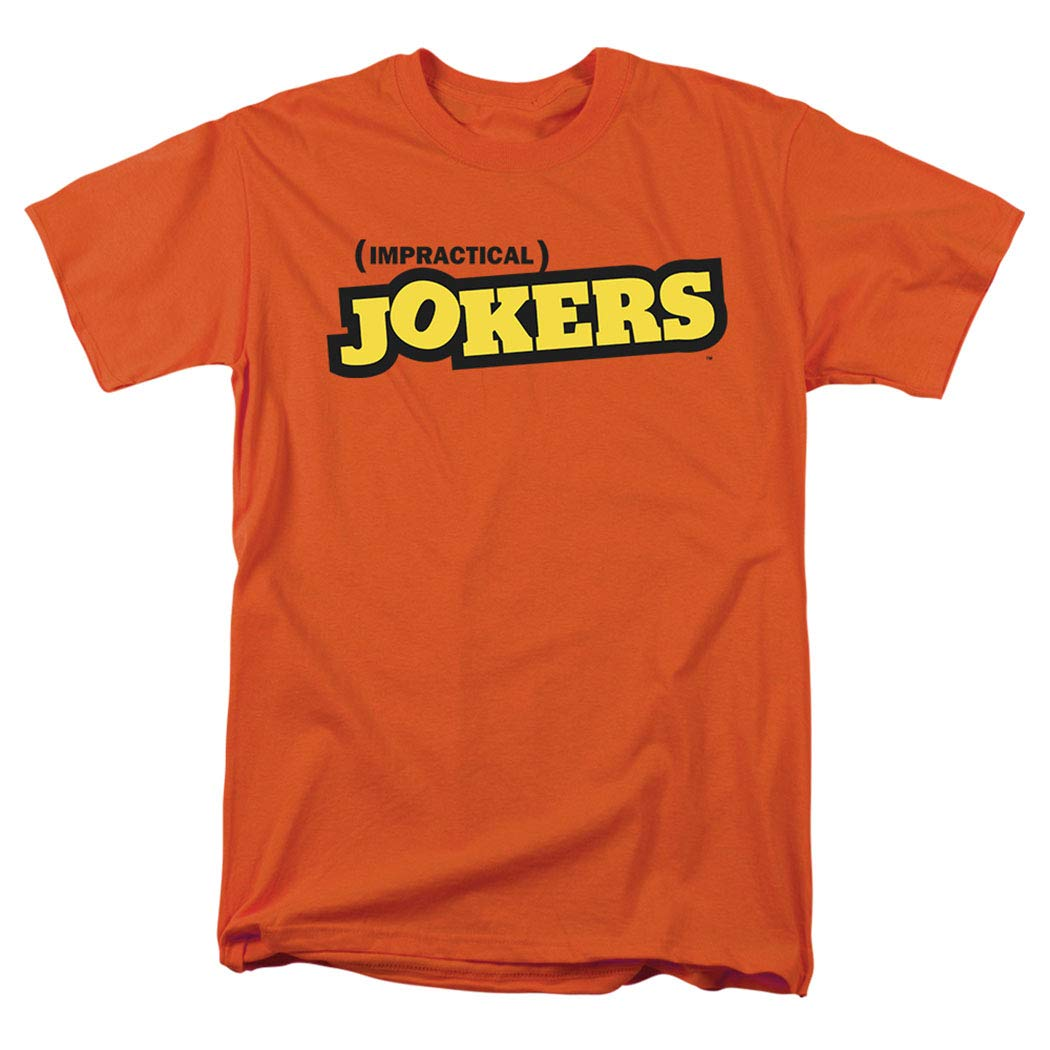 Popfunk Impractical Jokers TruTV Logo T Shirt & Stickers