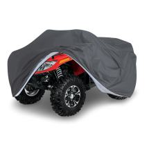 OxGord Executive Storm-Proof ATV Cover - Water Resistant 7 Layers - Ready-Fit/Semi Custom - Fits up to 89 inches