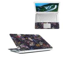 """Mightyskins Skin Compatible with Hp Chromebook 14"""" (2018) - Midnight Blossom 