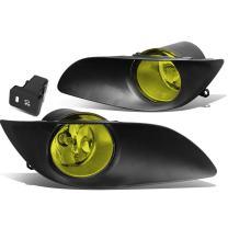 DNA MOTORING FL-ZTL-152-AM FLZTL152AM Pair Fog Lights w/Switch [for 09-11 Yaris Hatchback]