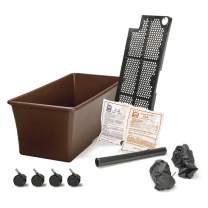 EarthBox 80153 Garden Kit, Organic, Chocolate