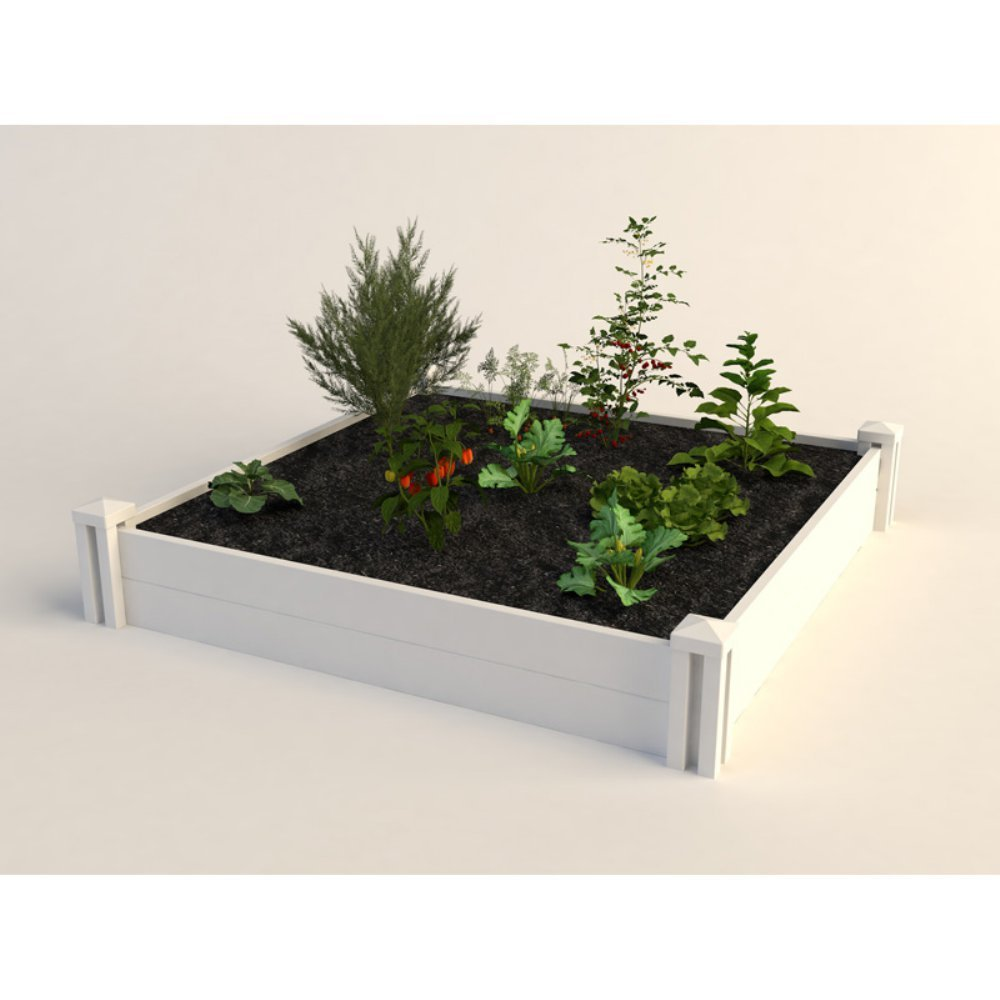 "Vita Gardens VT17111 H Garden Bed, 7.38"" H"