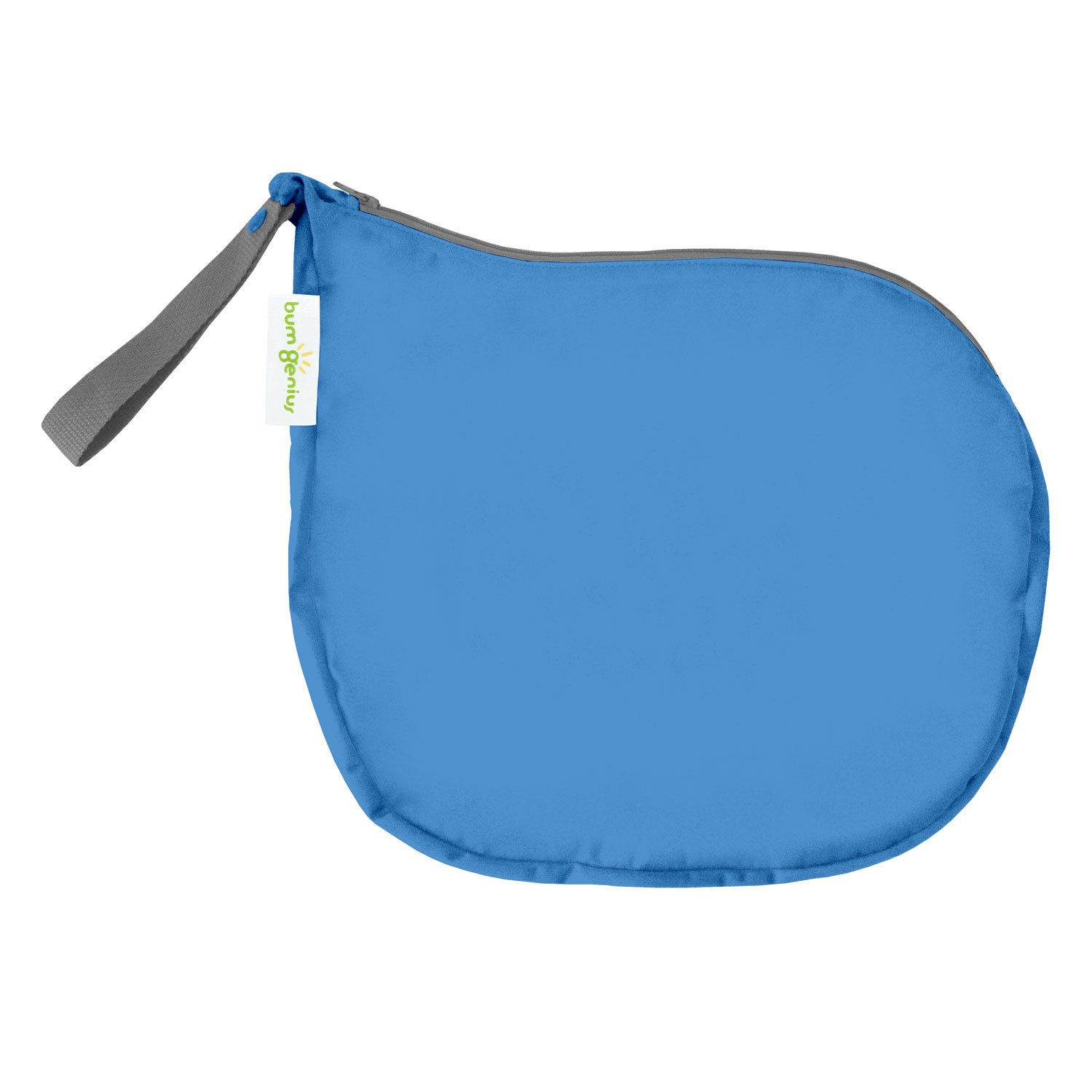 bumGenius Outing Wet Bag - Holds 3 to 5 Cloth Diapers (Moonbeam)
