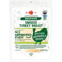 Applegate, Organic Smoked Turkey Breast, 6oz