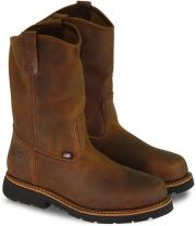 Thorogood Men's Wellington Safety Toe Work Boot