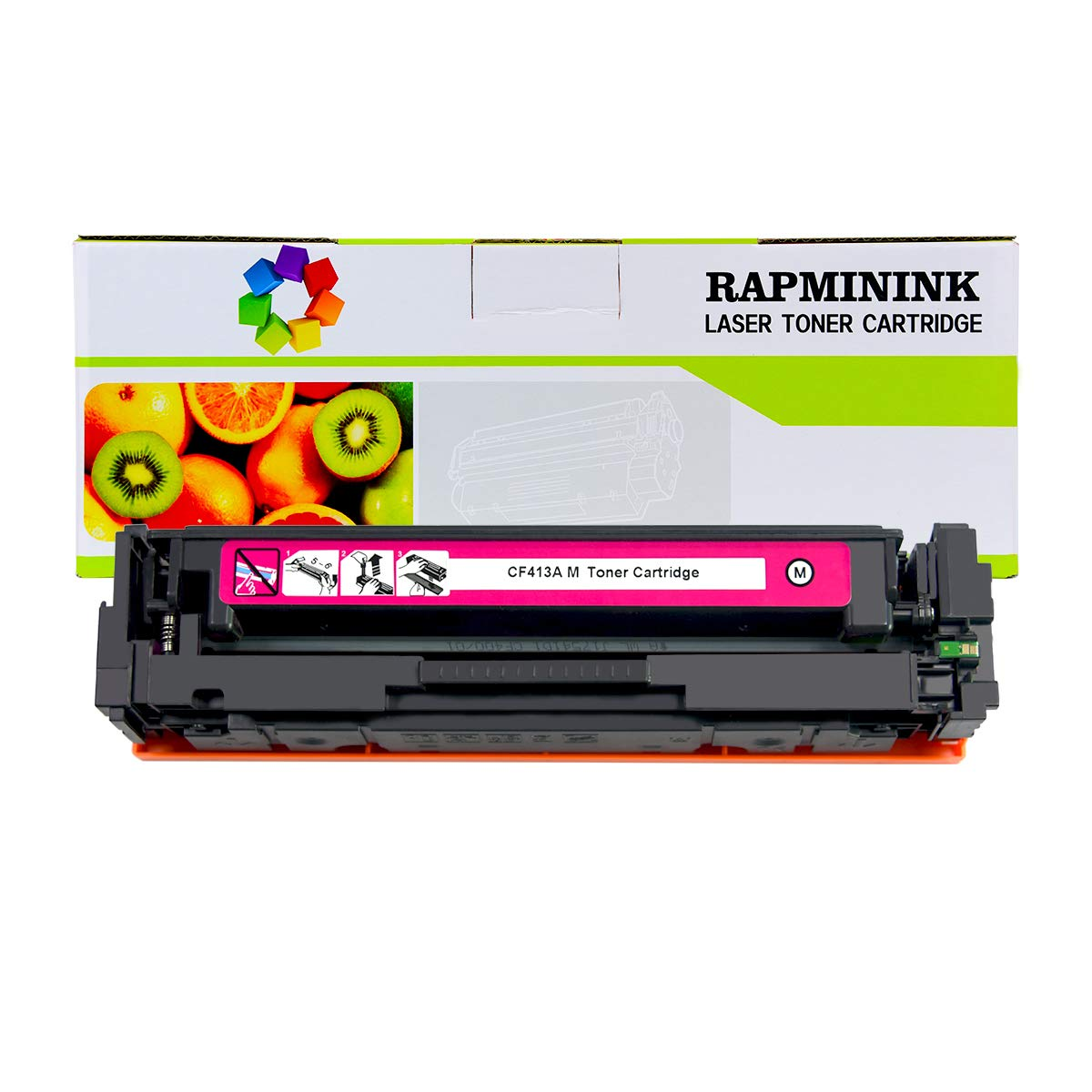 TN225 for Use with DCP-9020CDN C,M,K,Y, 5 Pack SuppliesOutlet Compatible Toner Cartridge Replacement for Brother TN221