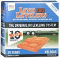 Tri-Lynx 00016 Lynx Levelers - 4 Pack