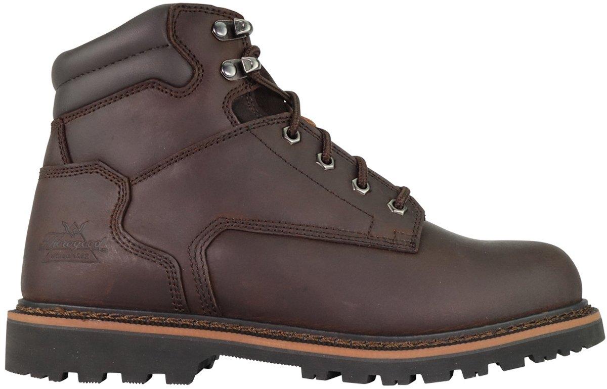 "Thorogood V-Series Men's 6"" Work Boot Safety Toe"