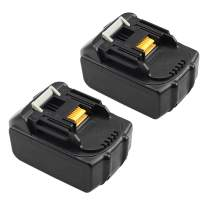 BL1830 Replacement Battery for Makita 18V LXT Lithium-Ion BL1815 BL1830 BL1820 BL1850 BL1840 BL1850B-2 LXT-400 BL1845 194205-3 BL1860 194204-5 18-Volt Cordless Power Tools Batteries