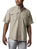 Men's Quick Dry Sun UV 50+ Protect Short Sleeve Shirt for Hiking Camping Fishing Camping Shirts #5053