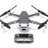 Wrapgrade Poly Skin for DJI Mavic 2 | Accent Color (Airforce Silver)