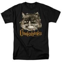 Harry Potter Crookshanks Cat Hermione T Shirt & Stickers