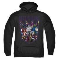 Transformers Decepticon Collage Pullover Hoodie & Stickers