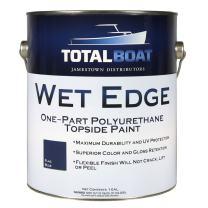 TotalBoat Wet Edge Topside Paint (Flag Blue, Gallon)