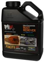 Rust911: Makes 16-gallons of Rust Remover Dissolver, Economical, Safe-to-Use and Powerful Oxidation Treatment Cleaner, 1 Gallon