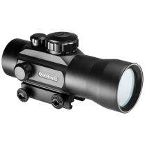 BARSKA 2X30 Red Dot Quick Target Riflescope , Black